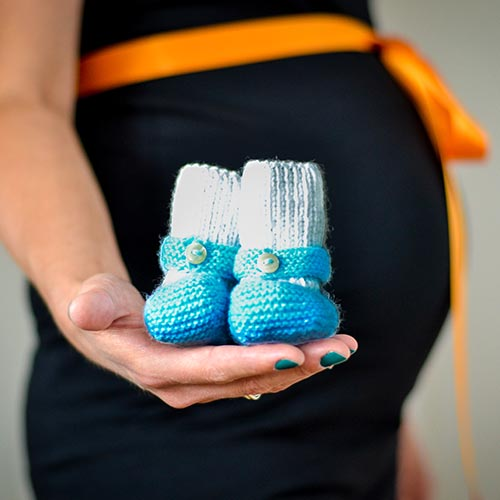 Photographe femme enceinte poitiers