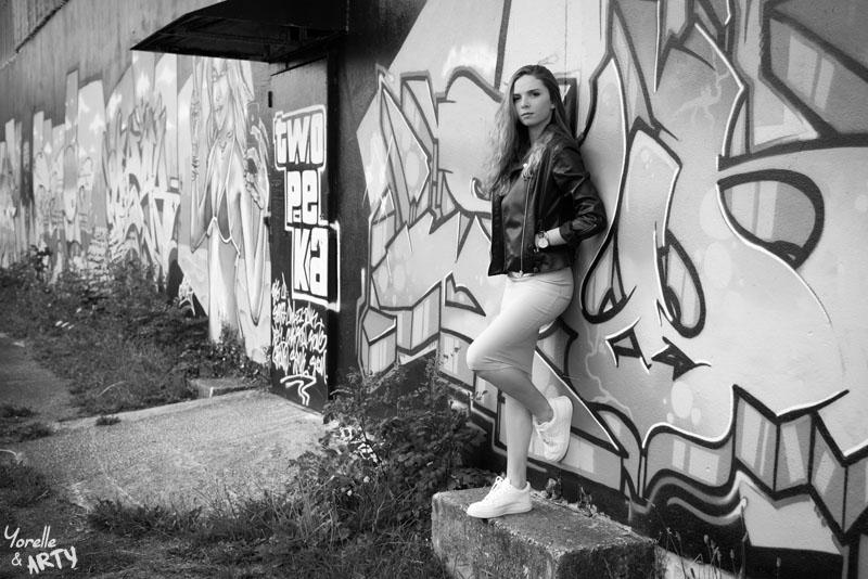 Photos portraits - Street Art - Quimper