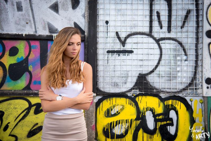 Shooting photo - Street Art - Quimper