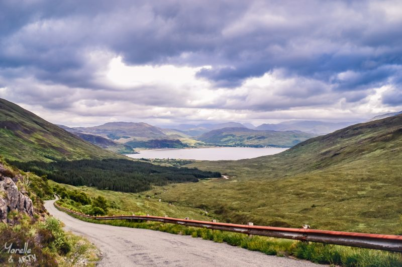 Route - Ile de Skye