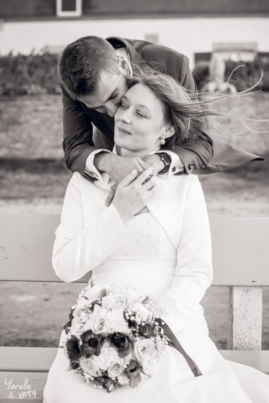 Photos de mariage - Couple - Finistère