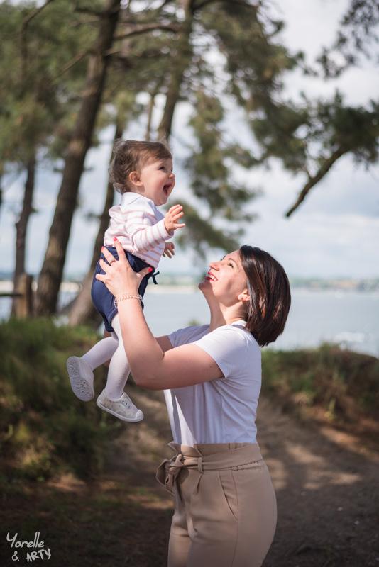 Photos de famille Finistère Sud