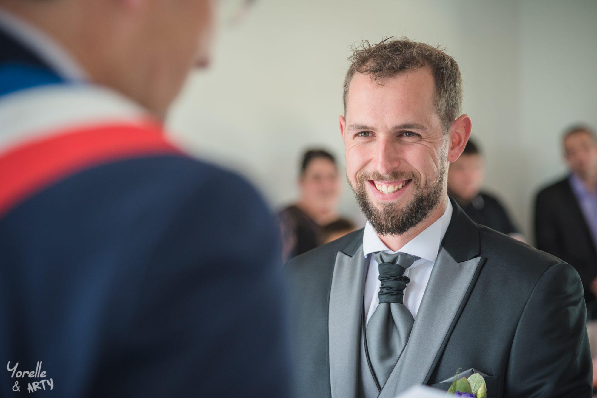 photo cérémonie mairie esquibien