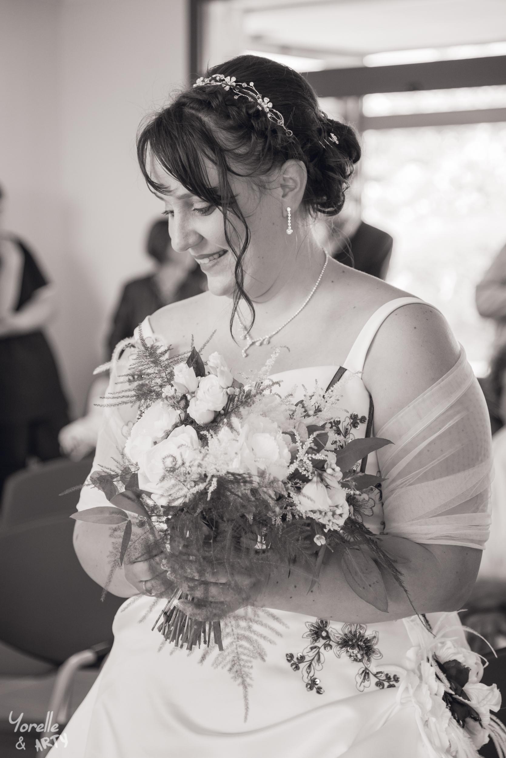 cérémonie mariage esquibien