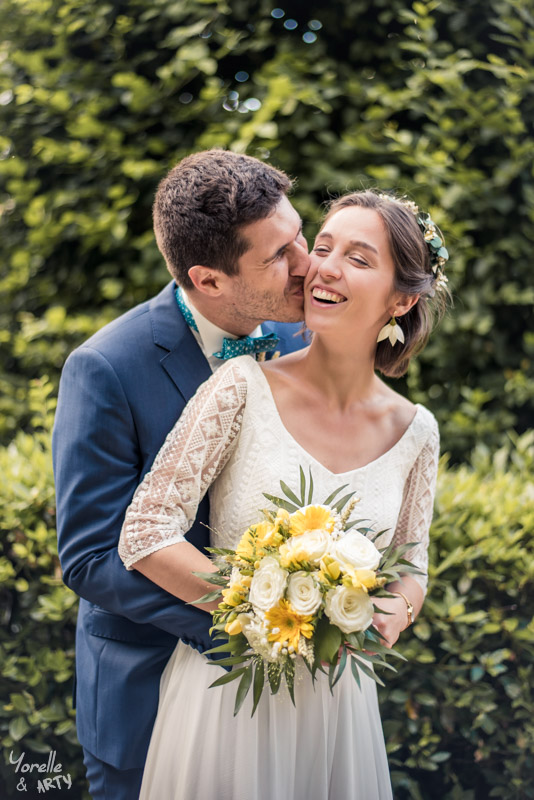 Photographe couple mariage Finistère
