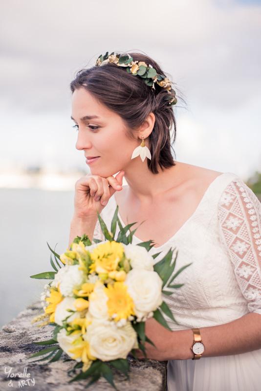 Photo mariée - Loctudy