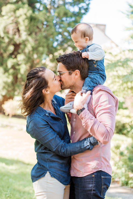 Séance photo famille quimper